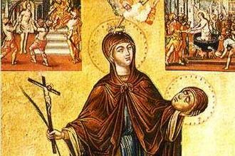 На 26 юли почитаме Света Параскева (Петка) Римлянка