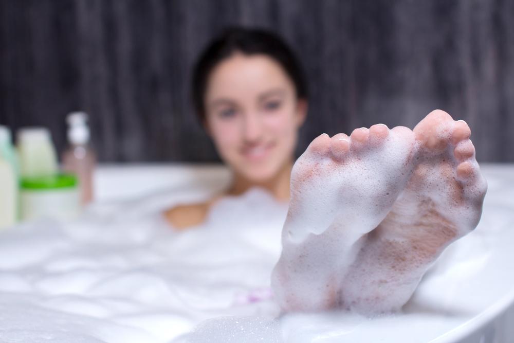 Топла вана гори повече калории от фитнес и джогинг