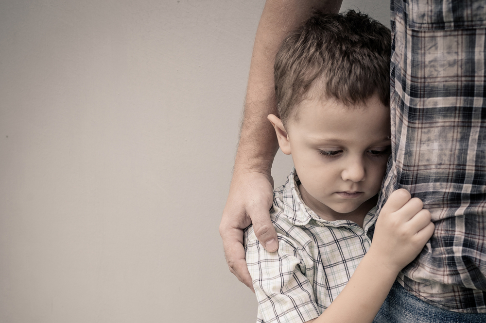 Кога и защо децата се срамуват