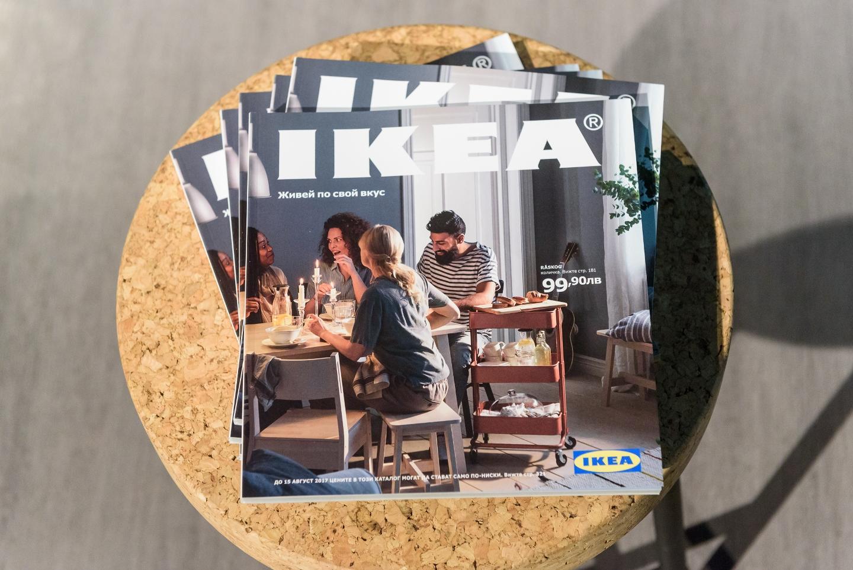 ИКЕА отваря врати и в Бургас