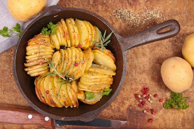 6 ефектни ястия от картофи