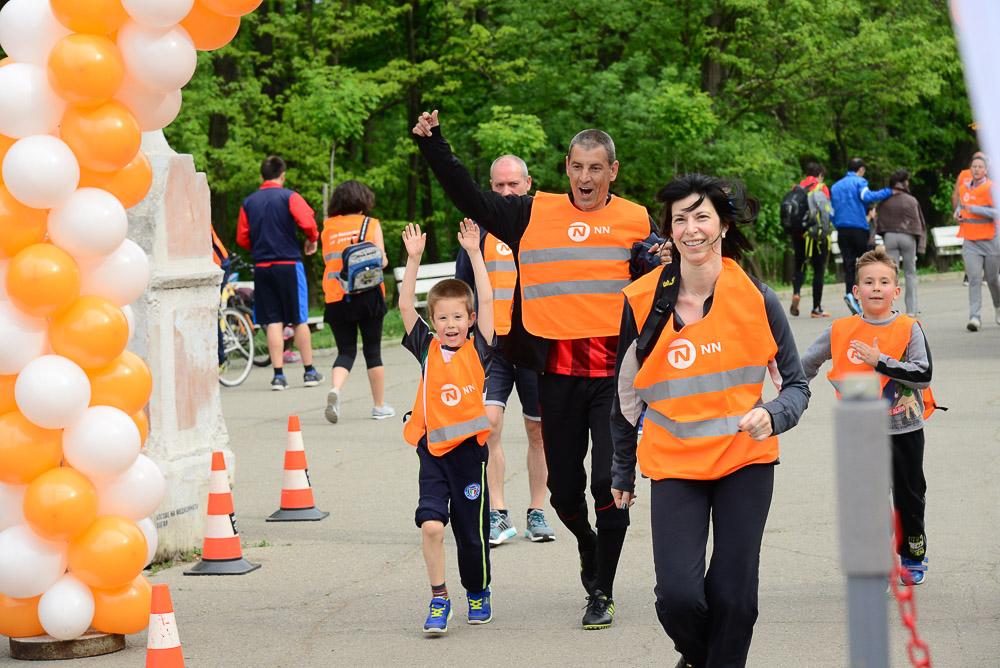Благотворителни бягания NN Family Run в подкрепа на децата от SOS Детски селища България