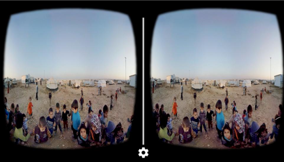 УНИЦЕФ и ИКЕА помагат на деца чрез виртуална реалност