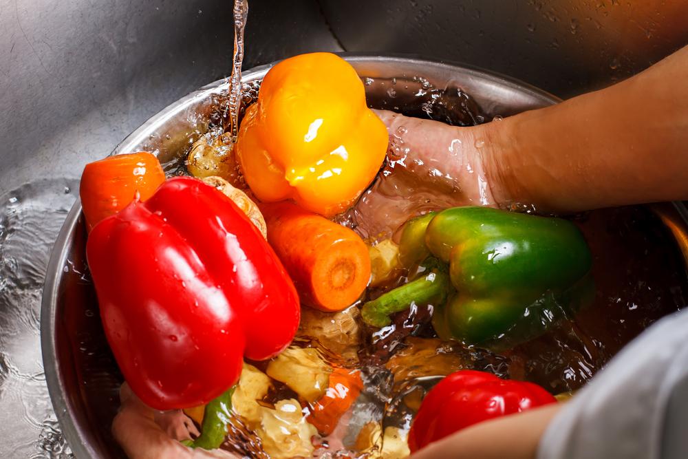 Начини да пречистим плодовете и зеленчуците от пестициди
