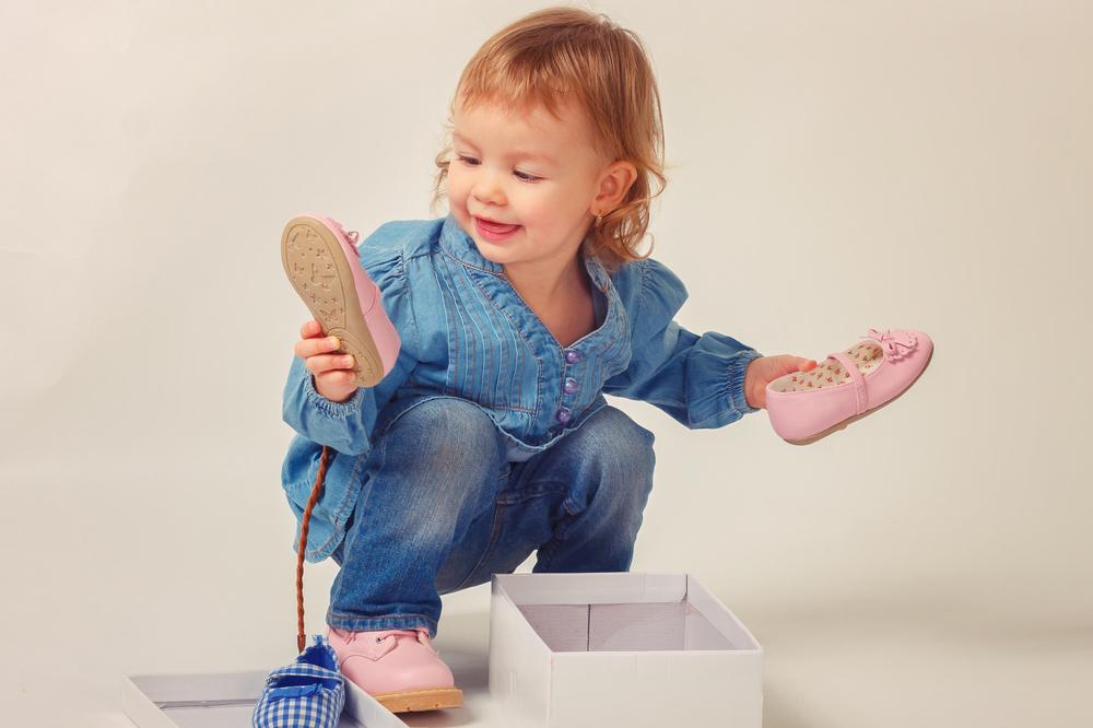 Как да изберем добри обувки за децата