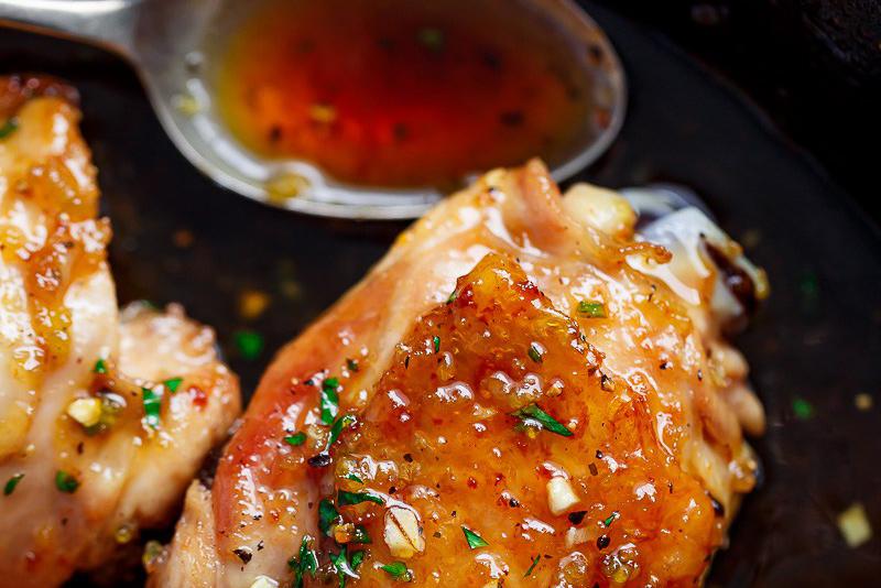 Бързо медено пиле
