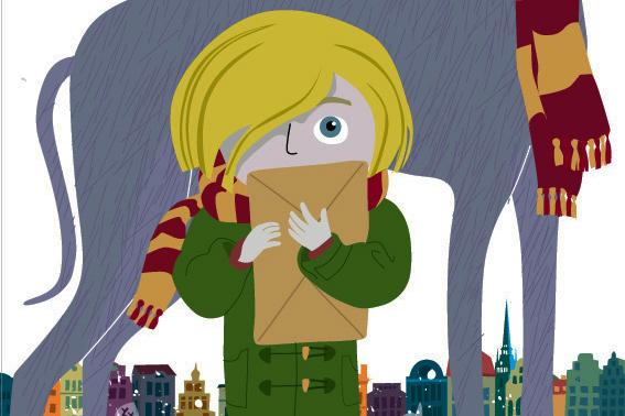 Всички седемгодишни заслужават да имат супергерои…