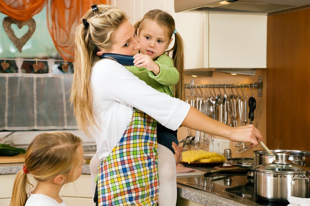 10 неща, които правят майките… майки