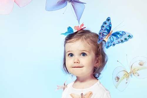 Животът като крило на пеперуда
