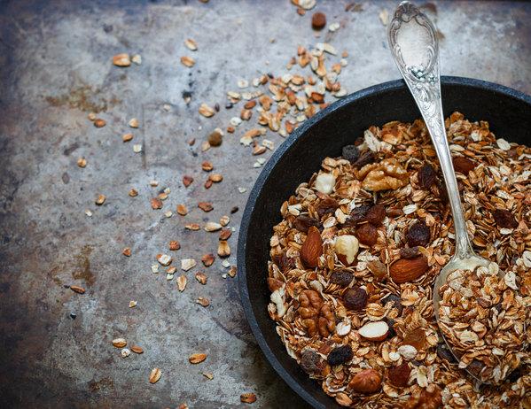 Пять рецептов с пшеницей