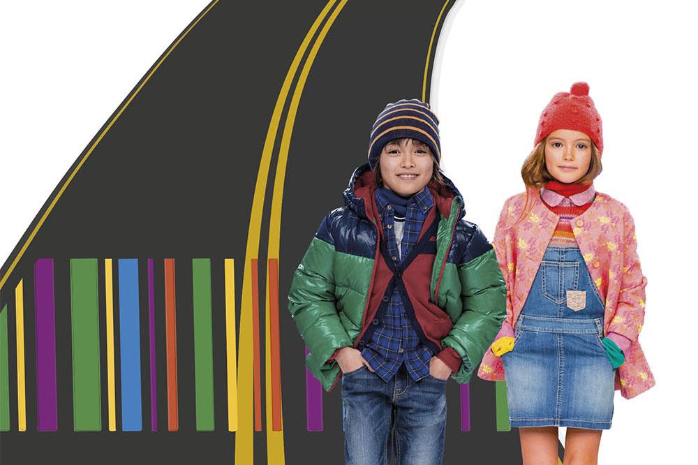 Облечи се цветно! Запази живота си на пътя!
