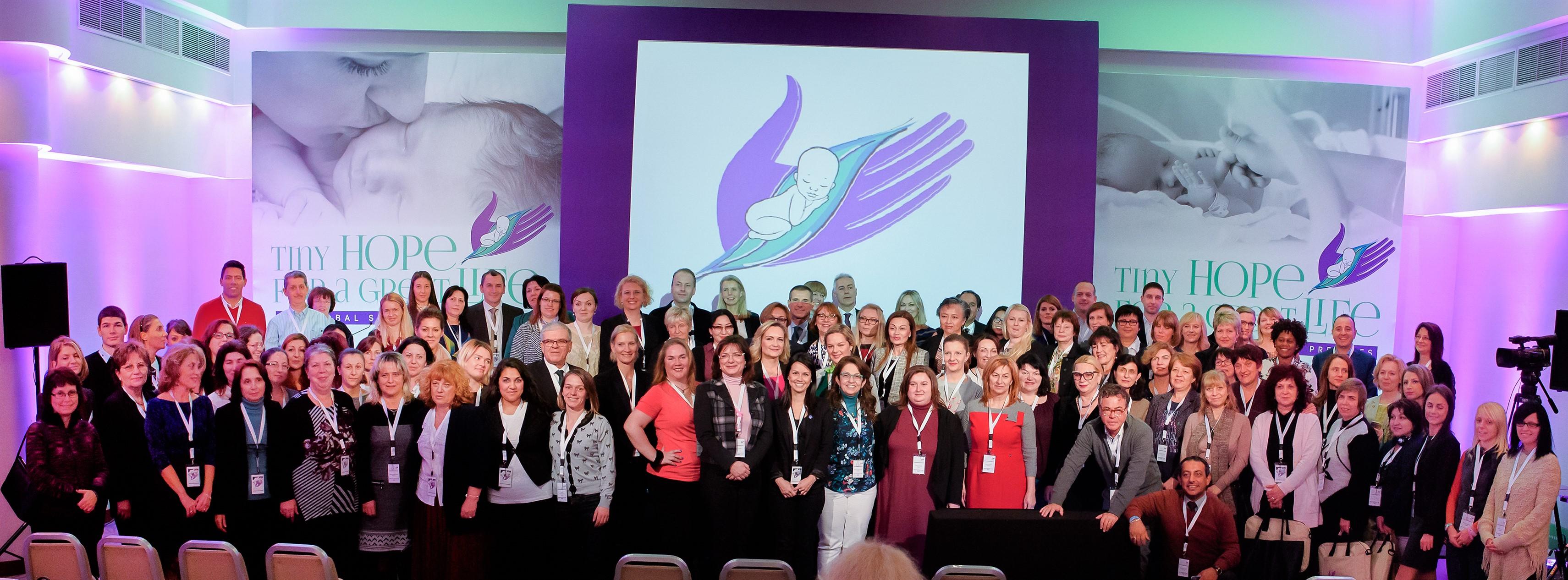 Специалисти от 26 държави се събраха на международен форум за недоносените деца в София
