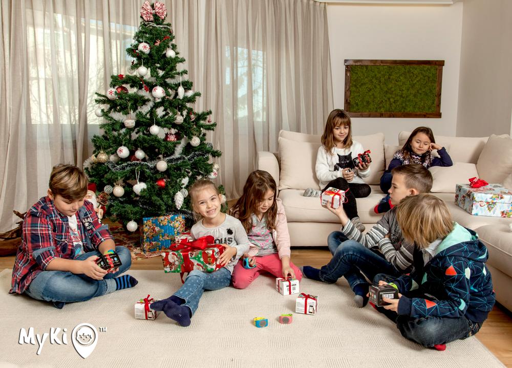 Ново лимитирано издание на MyKi ще зарадва малчуганите по Коледа