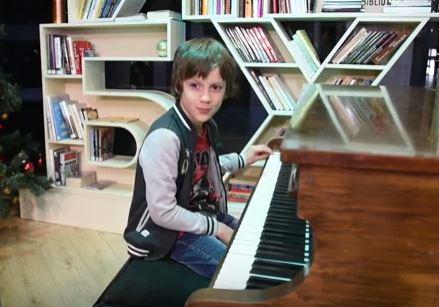 Как децата си представят бъдещето на книгата (видео)