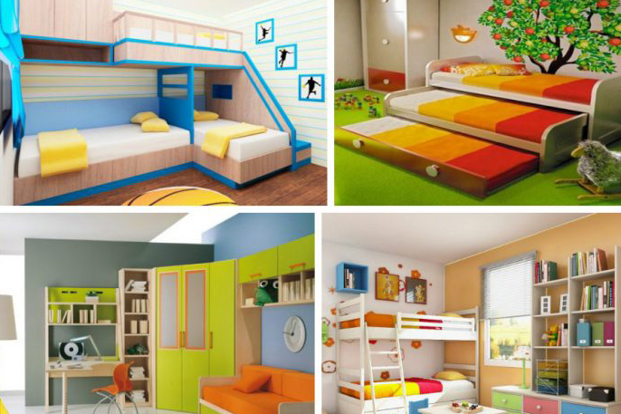 12 идеи как детската стая да е още по-слънчева и уютна през новата година
