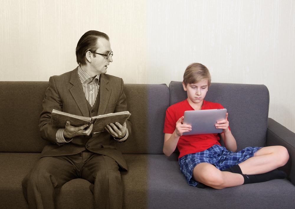Спомените, които ние имаме, но не и нашите деца