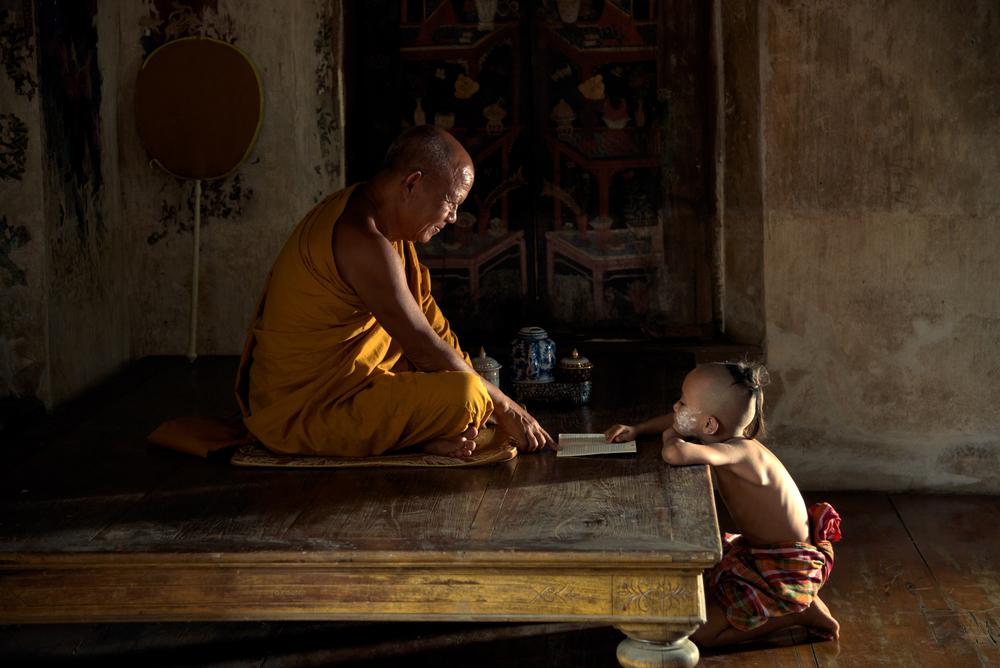 Тибетското възпитание: никакви унижения и телесни наказания