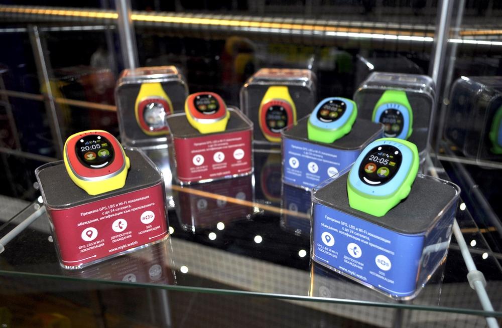 Огромен интерес към новия детски часовник MyKi Touch