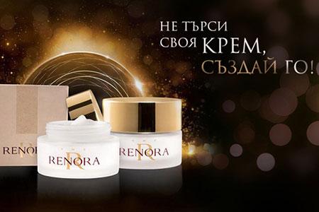 Renora: козметика извън клишето