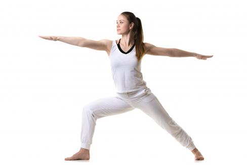 Седем ефективни йога пози за красиви гърди