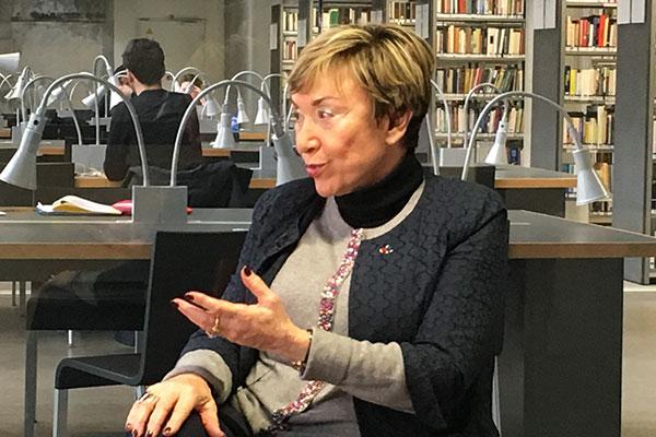 """Маster of Art представя """"Кой се страхува от Юлия Кръстева?"""""""