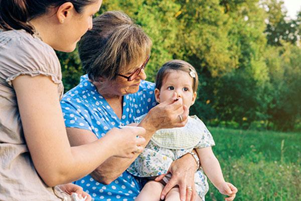 7 безмесни ястия за деца от 1 до 5 годинки