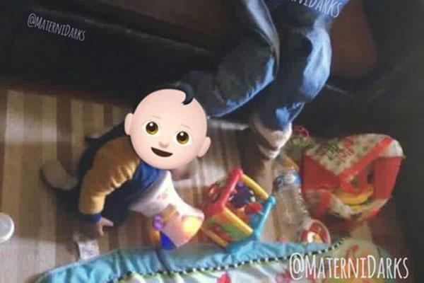 Гениалната идея на една майка, която като вас има нужда от няколко минути без бебето