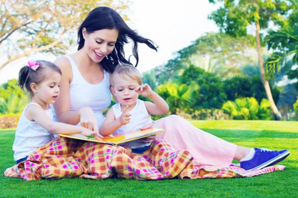 Важните неща, на които силните майки ще научат децата си