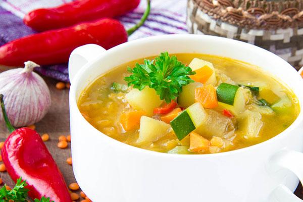 7 супи за деца от 1 до 5 годинки