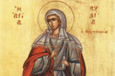 На 23 март имен ден празнува Лидия