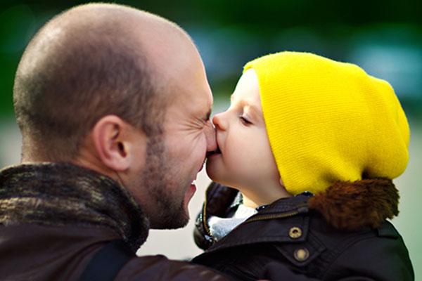 Откритията, които мъжете правят, когато станат бащи