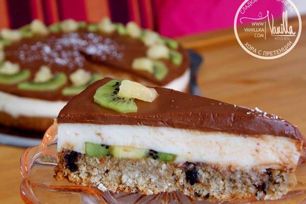 Торта Киви – идеалният избор за този сезон