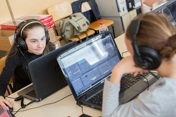 Sound Ninja Kids – музикален курс от ново поколение за деца