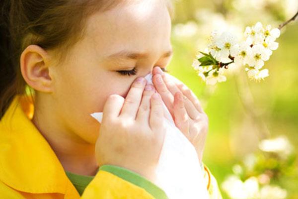 алергия, пролет, полени