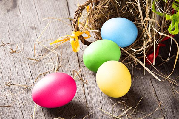 Седем начина да сътворим най-красивите великденски яйца