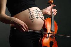 Три неща, които бебетата научават още в утробата