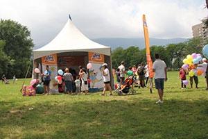 """""""Слънчевите деца"""" на dm България – заедно за здравето на децата чрез организирана дарителска инициатива"""