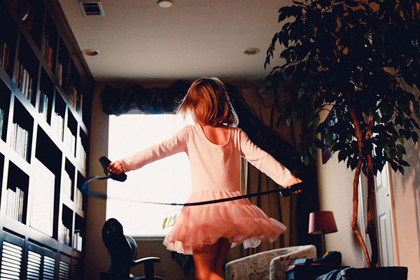 Сам вкъщи: пет важни урока за децата