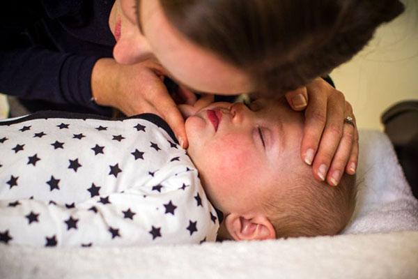 първа помощ за дете
