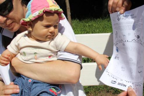 Идеи за семейни летни предизвикателства
