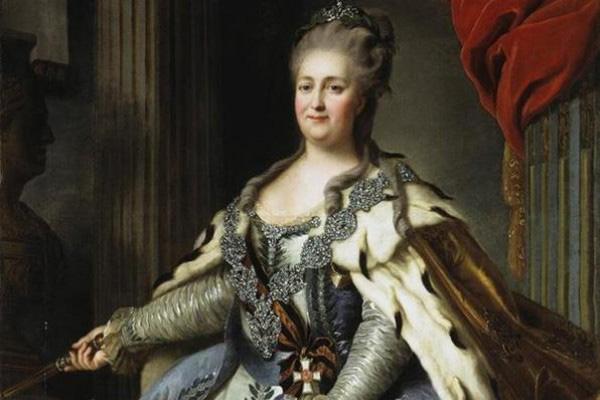Принципите за възпитание на Екатерина Велика
