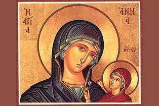 25 юли: Църквата почита Лятна света Анна