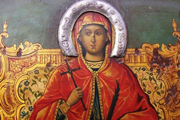 17 юли – Света Великомъченица Марина