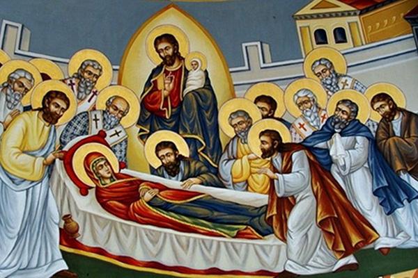 Голяма Богородица – покровителка на майчинството, жените и децата