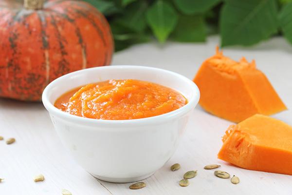 Код оранжево за опасно вкусни рецепти с тиква за бебета и малки деца