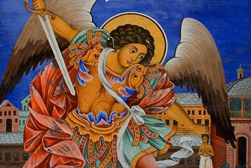 Православната църква чества Св. Архангел Михаил