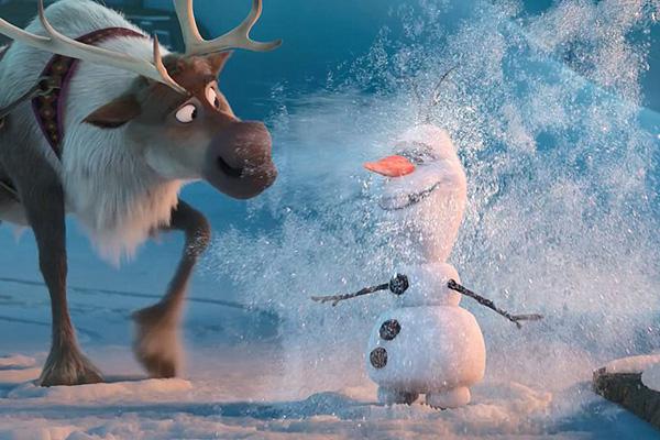 """""""Коледа с Олаф"""" – нов късометражен филм, подарък от Дисни"""
