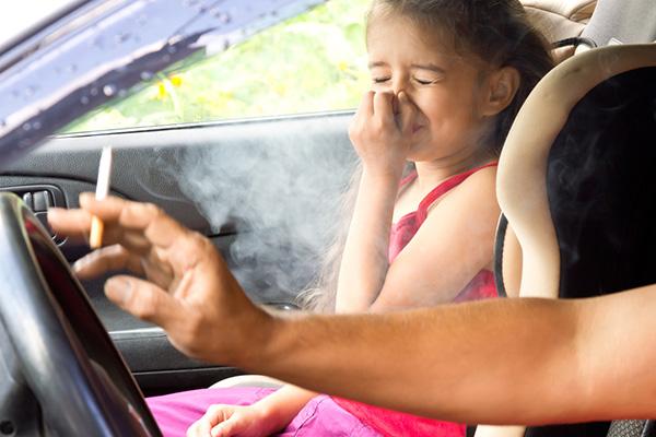 Децата на пушачите по-често са хиперактивни