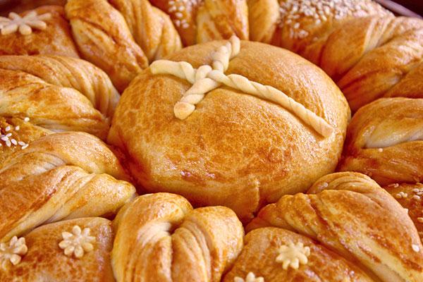 Bulgarian-ritual-bread