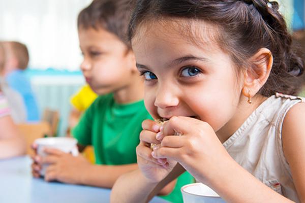 Детските градини с нови менюта